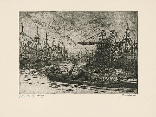 Johannes Brauer – Prímorský prístav