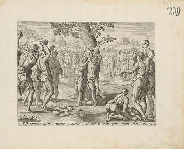 Claes Jansz. Visscher - Daniel.i. 3. 62