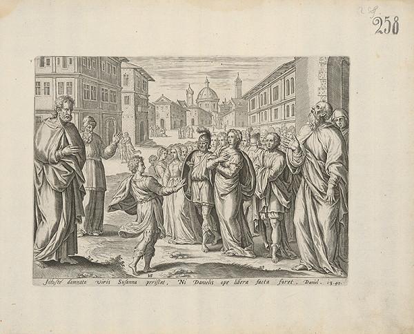 Claes Jansz. Visscher - Machab: i. Cap. 2. 38