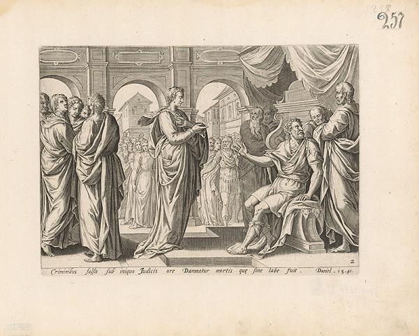 Claes Jansz. Visscher – Daniel 13.41