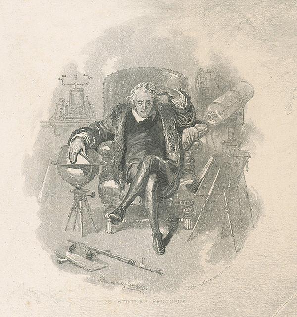 Peter Johann Nepomuk Geiger, Josef Axmann – Ilustrácia ku Stifterovi I
