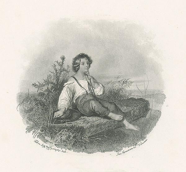 Josef Axmann, Peter Johann Nepomuk Geiger – Ilustrácia ku Stifterovi III
