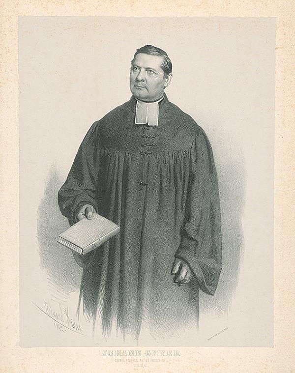 Eduard Kaiser – Johann Geyer