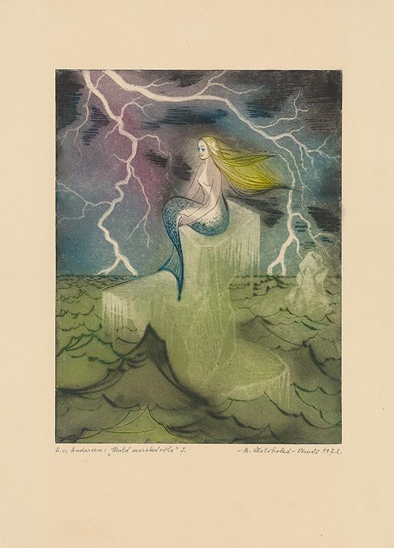 Mária Želibská – Búrka