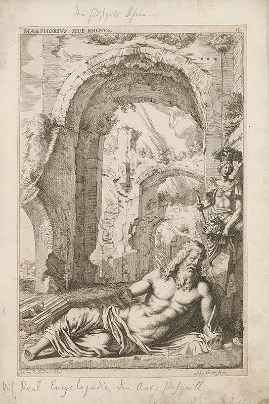 Jacob von Sandrart, Joachim von Sandrart – Obor Marphorius
