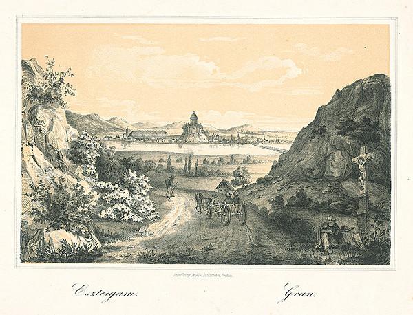 Stredoeurópsky autor z 19. storočia - Ostrihom