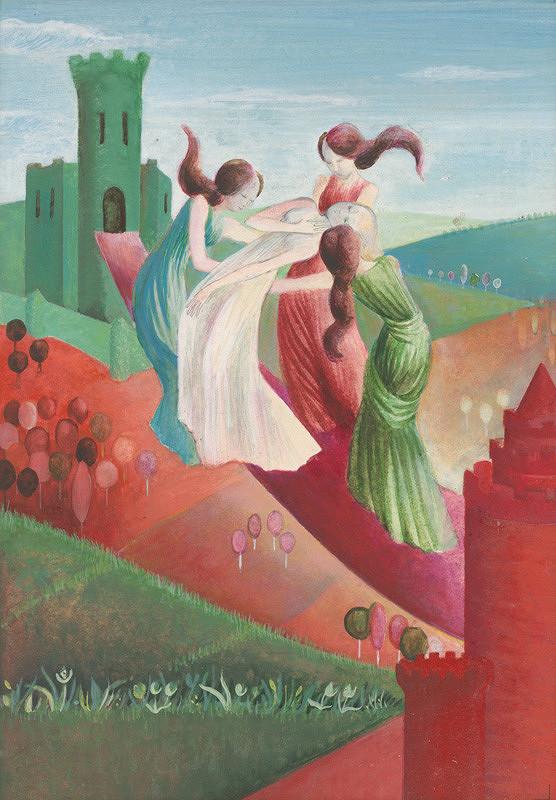 Viera Žilinčanová – Vŕby