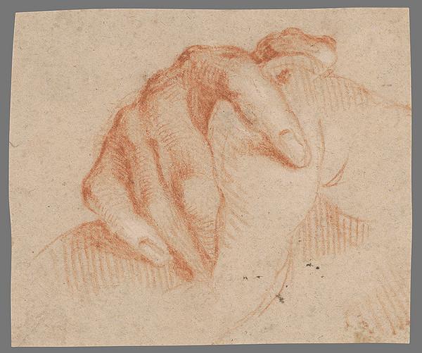 Stredoeurópsky majster z 18. storočia – Štúdia prstov