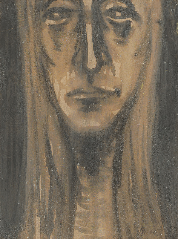 Ladislav Guderna – Hlava ženy