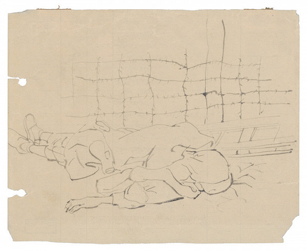 Jozef Fedora – Mŕtvy za ostnatým drôtom v koncentračnom tábore