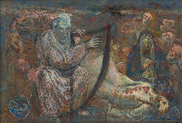 Janko Alexy – Bitka pri Devíne