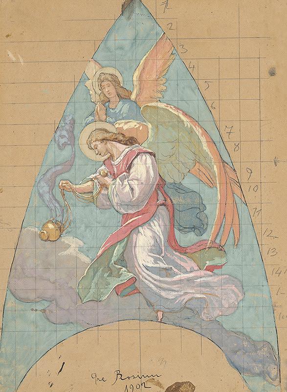 Jozef Hanula – Anjel