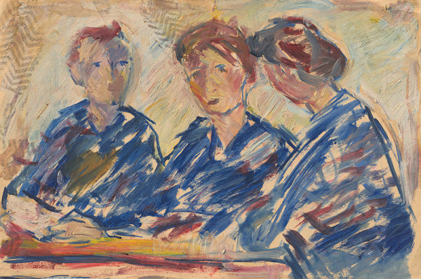 Ernest Špitz – Tri ženy