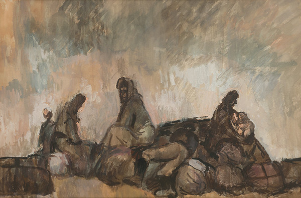 Cyprián Majerník – Utečenci