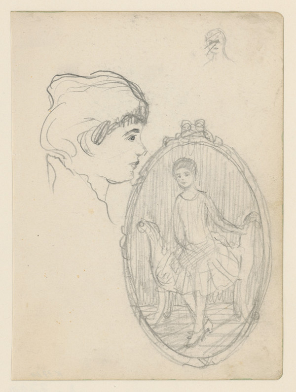 Ivan Žabota – Dievčatko
