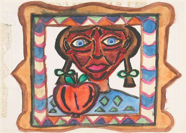 Tomáš Kellenberger – Dievča s jablkom
