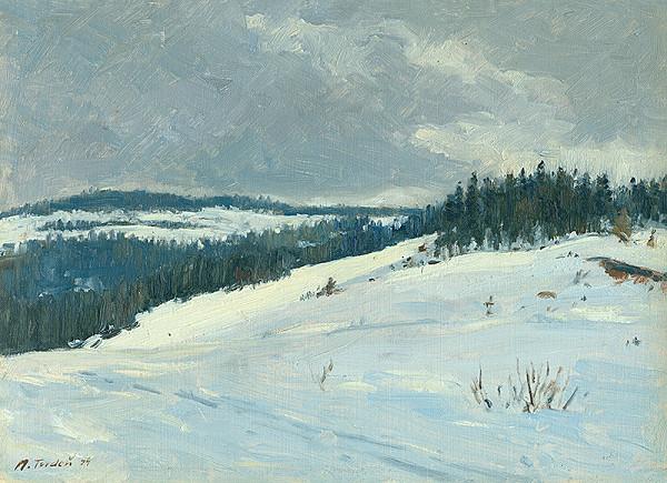 Martin Tvrdoň – Zima v Nízkych Tatrách