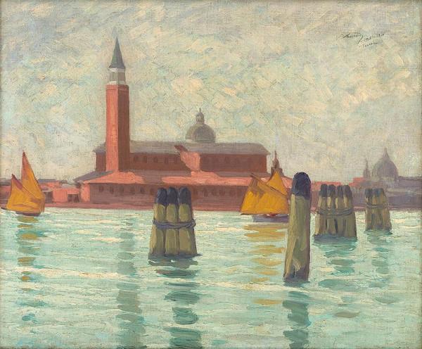 Andrej Kováčik – Benátky