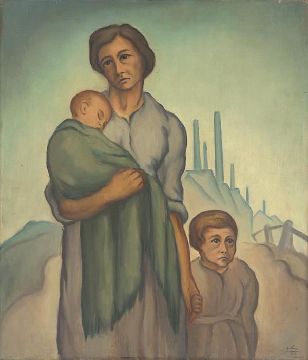 Ľudovít Križan - Bez otca