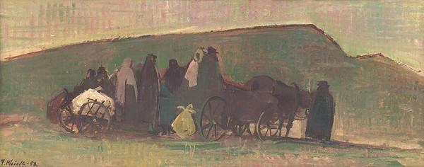Ferdinand Hložník – Utečenci