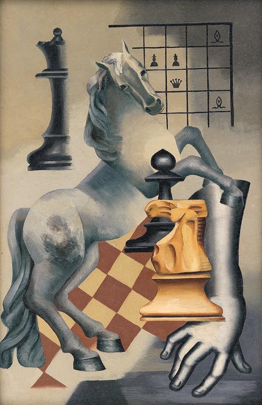 Ester Šimerová-Martinčeková – Šachová kompozícia
