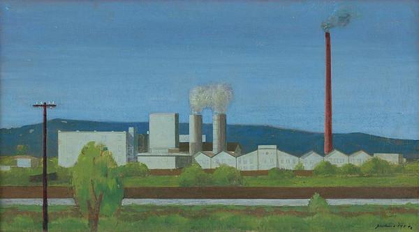 Ladislav Guderna – Cvernová továreň