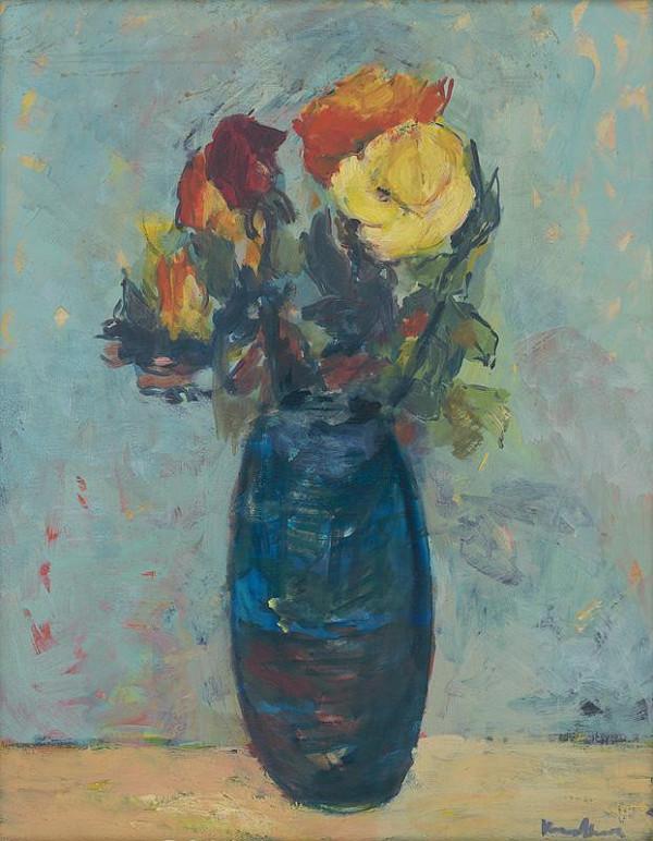 Elvíra Antalová - Kvety