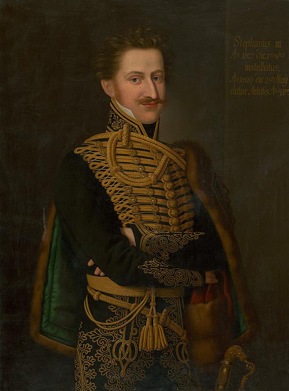 Jozef Czauczik – Uhorský palatín arciknieža Štefan III. Habsburgsko Lotrinský
