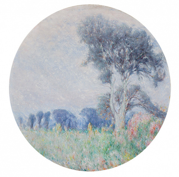 Karol Miloslav Lehotský – Krajina so stromom