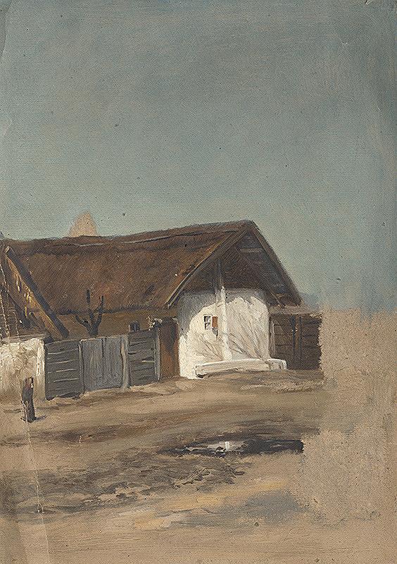 Jan Novopacký – Vidiecky dom