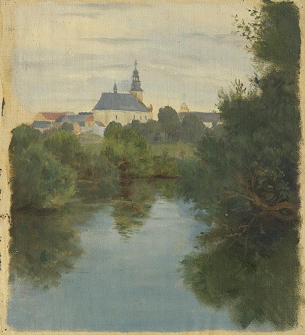 Jan Novopacký – Dedinský kostol
