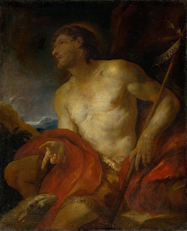 Johan Carl Loth – Svätý Ján Krstiteľ