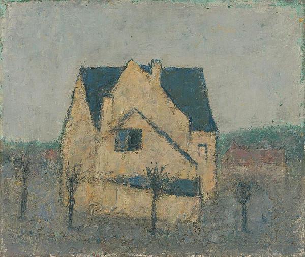 Jozef Srna st. – Žltý dom