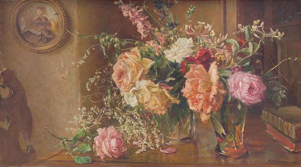 Maximilián Schurmann – Kvety