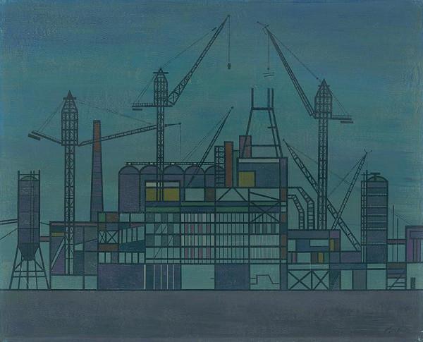 Július Barta - Industrializácia po februári