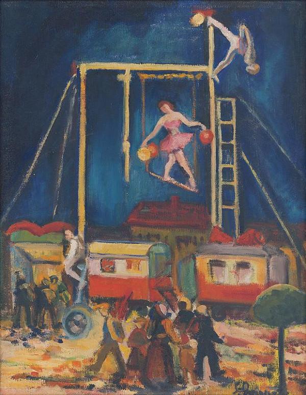 Sibylla Greinerová – Cirkus