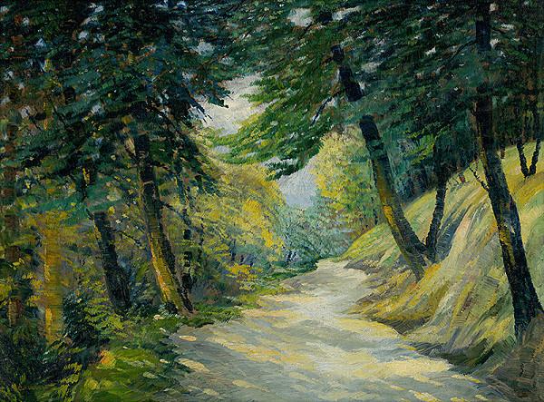 Anton Jasusch - V lese