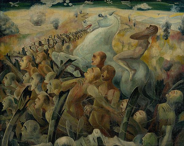 Anton Jasusch – I. svetová vojna