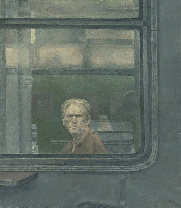 Jozef Srna st. – Spomienka [portrét]