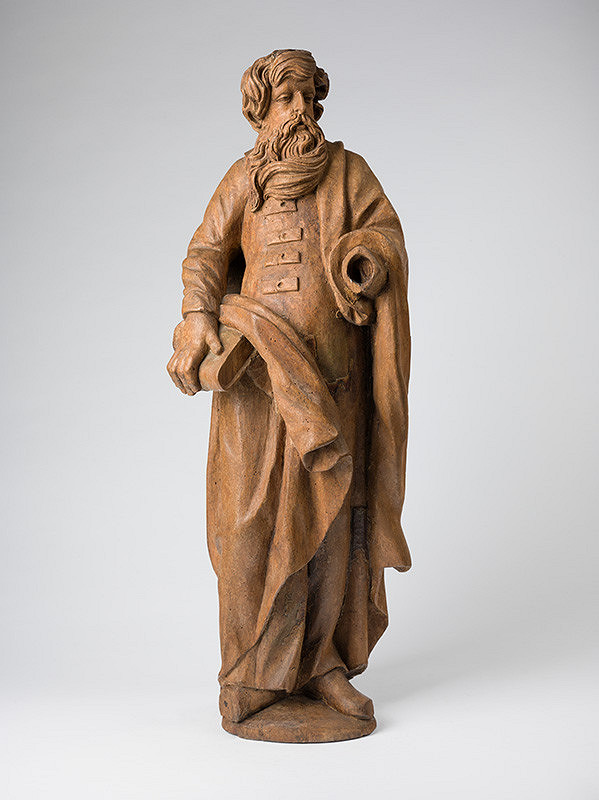 Slovenský majster zo 17. storočia, Neznámy majster – Svätý Pavol