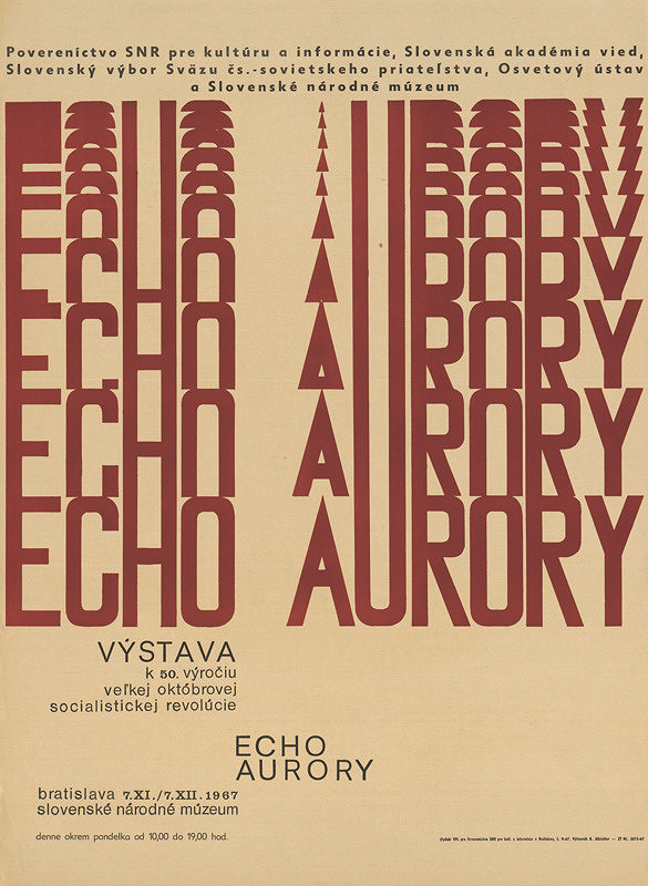 Rudolf Altrichter – Echo Aurory