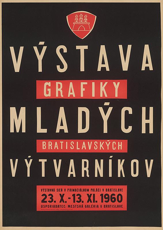 Slovenský autor – Výstava mladých bratislavských výtvarníkov
