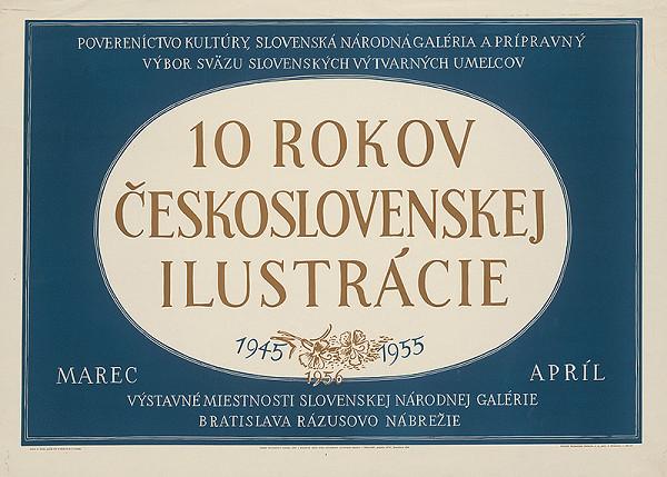 Anton Hollý – 10.rokov česloslovenskej ilustrácie