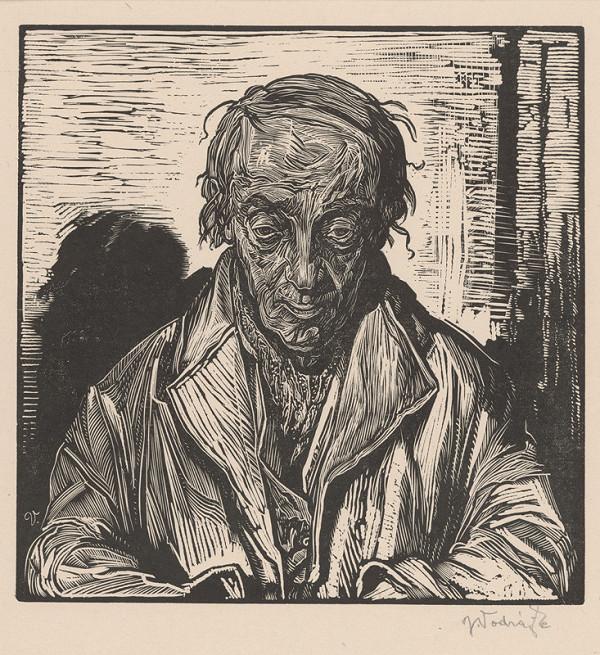 Jaroslav Vodrážka – V zamyslení