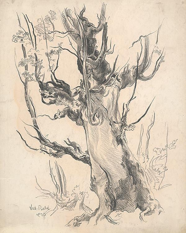 Jaroslav Vodrážka – Suchý strom