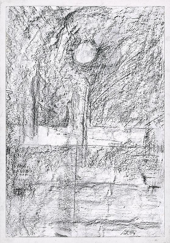 Peter Šabo – Kresba II