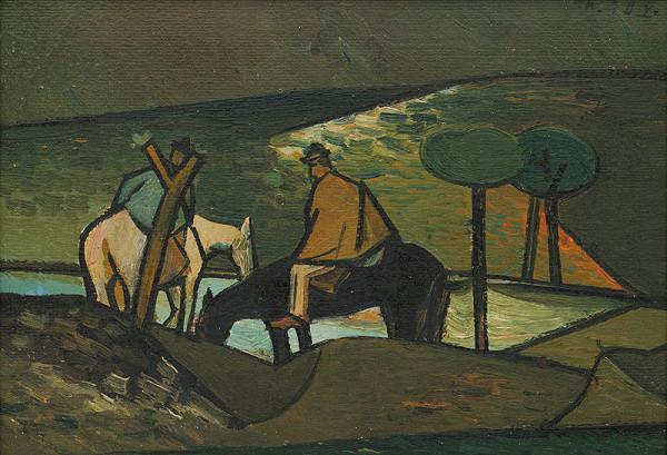 Vincent Hložník – Pri Váhu