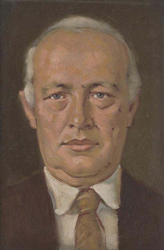 Milan Thomka Mitrovský – Hlava muža