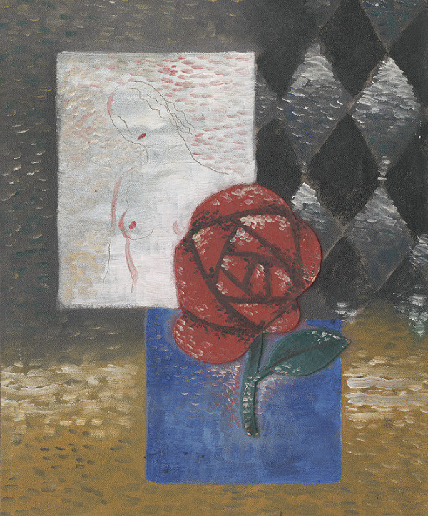 Mikuláš Galanda – Ruža