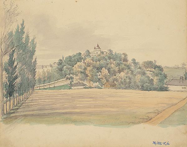 Slovenský kresliar z 3. štvrtiny 19. storočia - Prešovská Kalvária